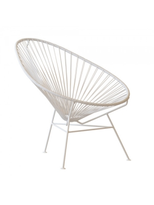 OK Design - Acapulco Chair White
