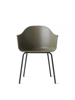 Harbour Chair Stahl oliv _ black